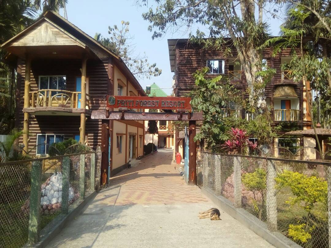 PRITI FOREST RESORT